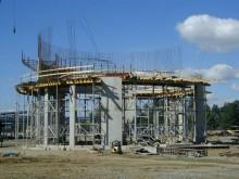 Dodávka a montáž železobetonových konstrukcí