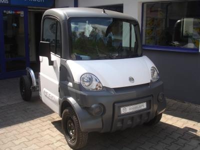 Užitkové vozy Aixam MEGA CHASSIS CAB