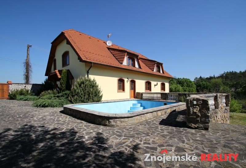Vyberte si svůj rodinný dům v renomované realitní kanceláři ve Znojmě