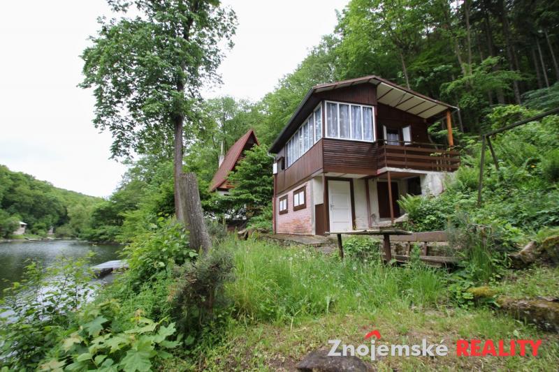 Zprostředkování prodeje rekreačních chat a chalup - Znojemské reality, jižní Morava
