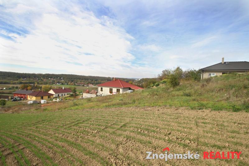 Naše realitní kancelář ve Znojmě prodává i stavební pozemky