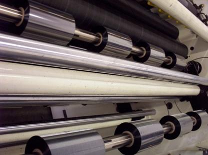 TTR fólie voskové, pryskyřicové a vosk/pryskyřicové do TT tiskáren