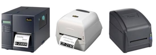 Produktová řada termotransferových tiskáren Argox - TFP universal a.s.