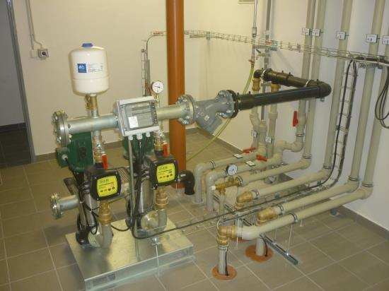Plynoinstalatérské práce - Voda-topení-plyn SIGETY & ŠÁRKA s.r.o. z Třebíče