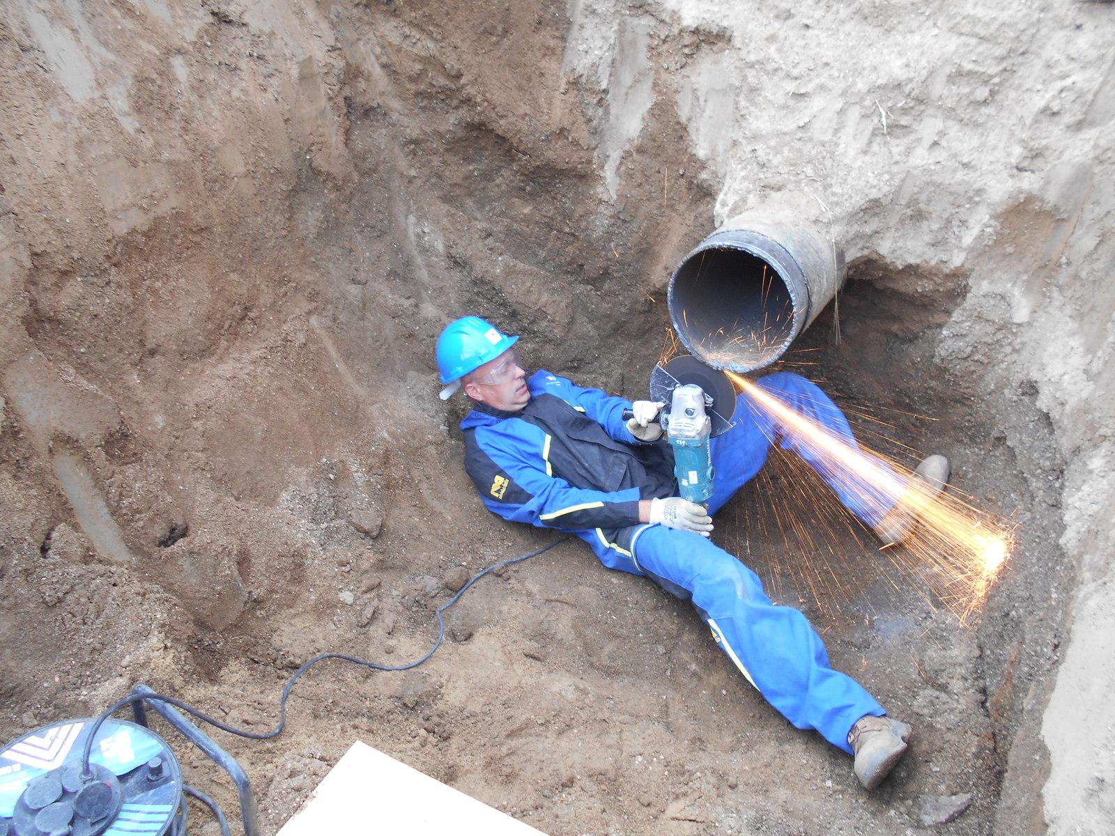 Profesionální plynařské práce, měření a regulace plynu