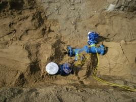 Montáže vodovodů, pokládky vodovodního potrubí a přípojek