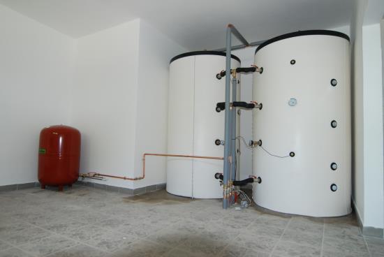 Rekonstukce kotelen, výměna kotlů - Voda-topení-plyn SIGETY & ŠÁRKA s.r.o., Třebíč