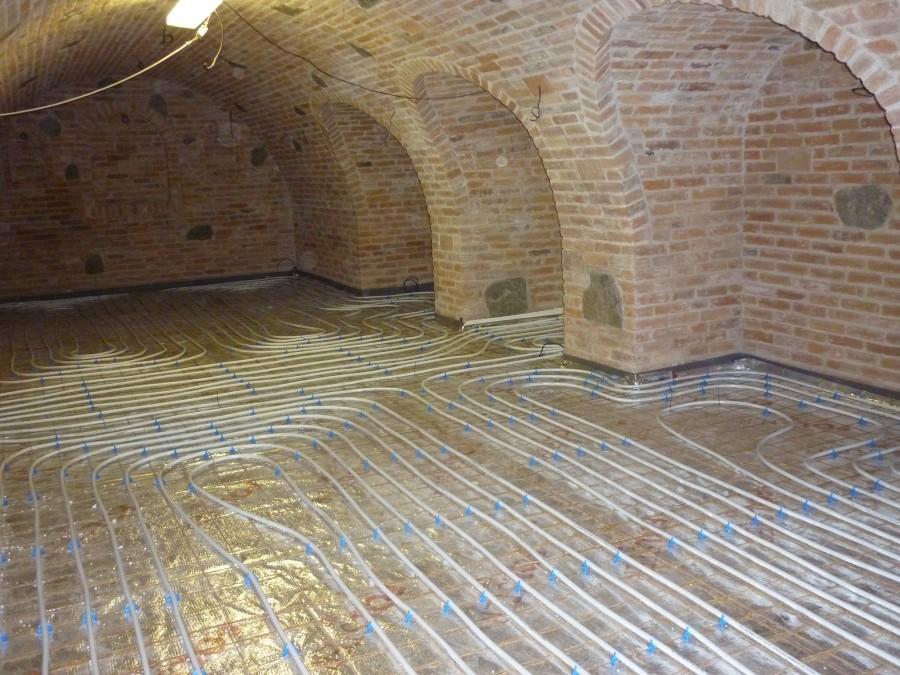 Instalace podlahového vytápění, Voda-topení-plyn SIGETY & ŠÁRKA s.r.o.