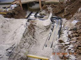 Výstavba teplovodů, vytápění bytových i nebytových prostor