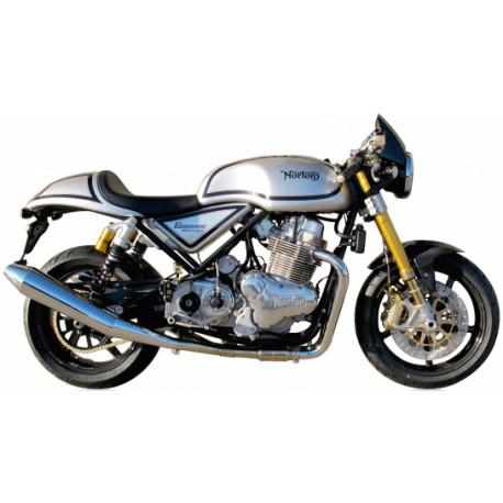 Motocykly Norton nabízí specializovaná prodejna Rimoto v Třebíči na Vysočině
