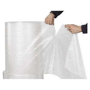 Bublinkové přířezy na roli s perforací, výroba obalových materiálů