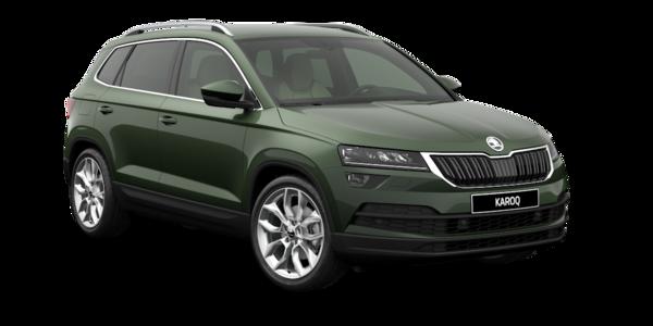 Model Karoq - novinka ve světě kompaktních SUV