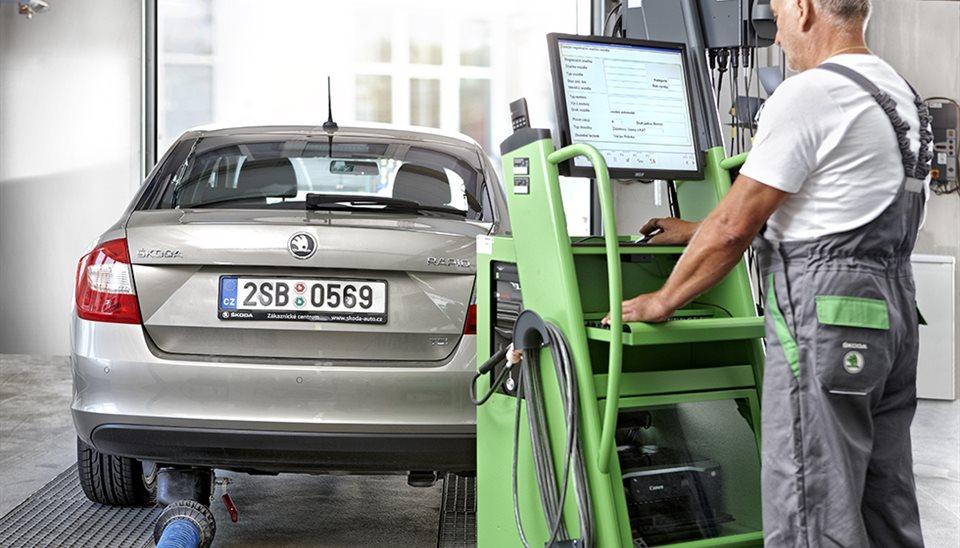 Autosalon F3K poskytuje kompletní servis vozů Škoda