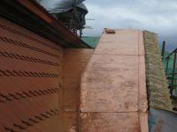 Dodávka a montáž plechových krytin, falcované střechy, Telč
