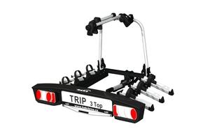 Spolehlivé nosiče HAKR na tažné zařízení k přepravě kol, koloběžek