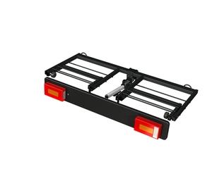 Univerzální nosič na tažné zařízení HAKR k přepravě nákladů