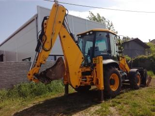 Spolehlivé stavební, zemní a zemědělské stroje JCB včetně příslušenství