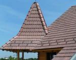 Kalkulace střechy, výpočet spotřeby střešních tašek TERRAN a střešních doplňků