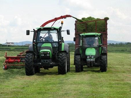 Kvalitní repasované pneumatiky na zemedělské stroje, Vysočina