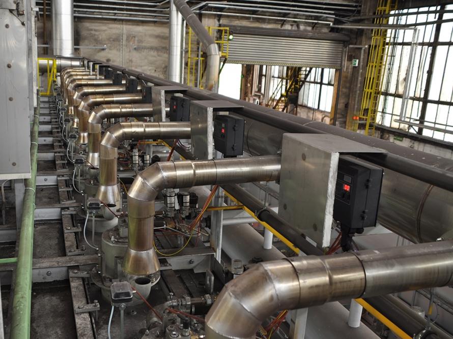 Dodávka plynových pecí v nejvyšší kvalitě s maximální úsporou paliva