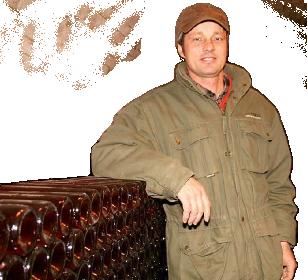 Vinařství Barabáš ve Strachoticích na Znojemsku vyrábí vína z biohroznů