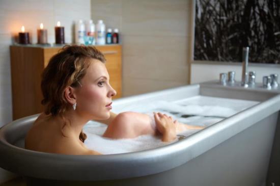 Spa Resort Lednice nabízí jodovou mořskou koupel působící blahodárně na vaše zdraví