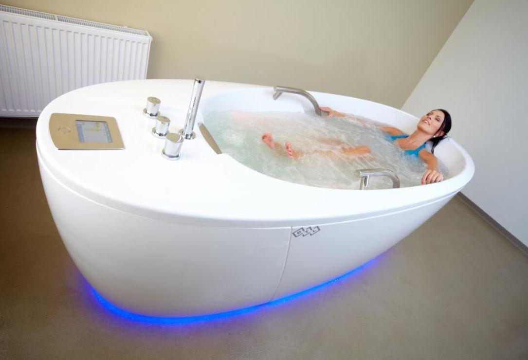 Využijte léčivé účinky jódové mořské vody v Spa Resort Lednice
