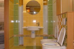 Koupelnové studio - vlastní vzorková prodejna v Moravském Krumlově