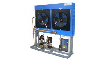 Moderní a pokročilé kondenzační jednotky - Heat Transfer Systems s.r.o. HTS Novosedly na Moravě