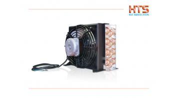 Vysoce výkonné kondenzátory řady CAVF s elektrickým motorem vyrábí HTS