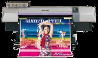 Velkoplošná solventní tiskárna JV5-160S distribuuje autorizovaný prodejce ELECTRON, spol. s r.o.