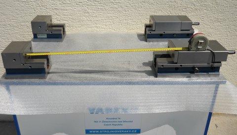 Společnost VABEX s.r.o. nabízí dělené svěráky pro strojírenský průmysl