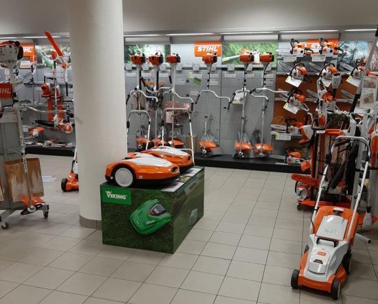 Prodej robotických sekaček od firmy PATRICK s.r.o.