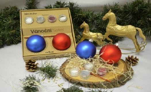 Vánoční čokoládové potěšení od firmy Arei Praha