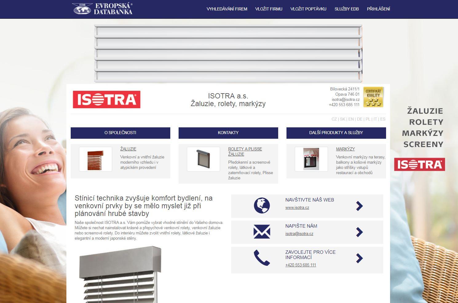 PR články Evropské databanky pro prezentaci firem