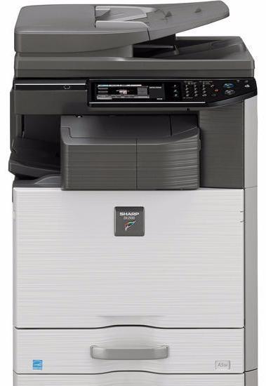 Poradenství, prodej, servis kopírovacích strojů a tiskáren SHARP