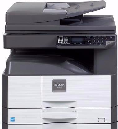 Servis kopírovacích strojů a tiskáren SHARP, cartridge, tonery, papíry