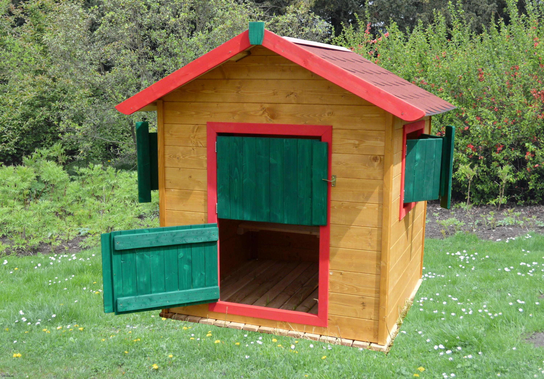 Dřevěné herní prvky pro mateřské školy a dětská hřiště