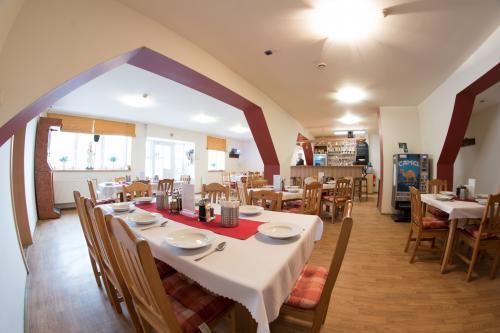 Restaurace s výbornou kuchyní v Penzionu v Rouchovanech