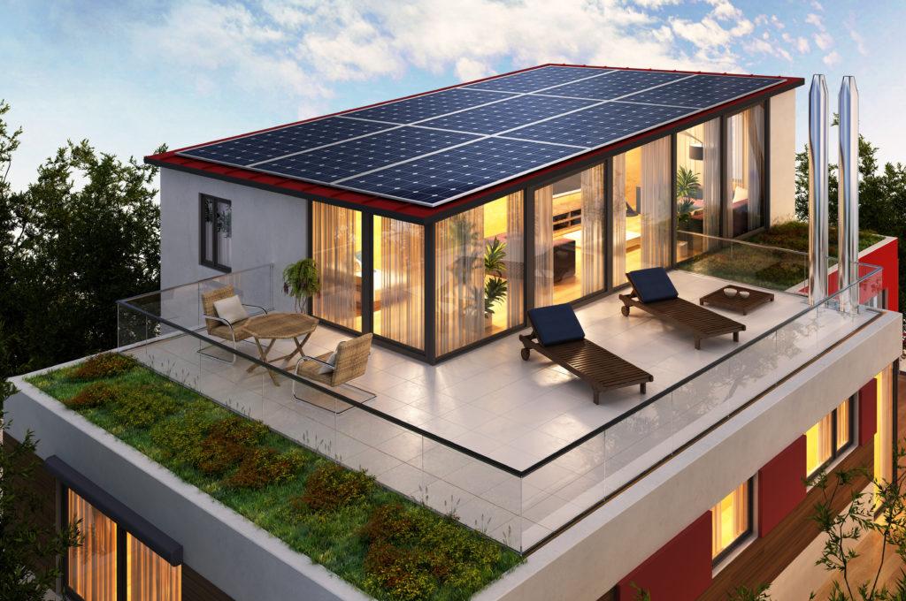 Fotovoltaická zařízení T-Power pro úsporu nákladů za energie