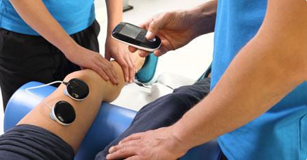 Léčebné metody rehabiltační a fyzioterapeutické kliniky