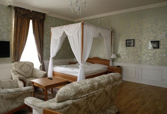 Zámecký hotel Lednice, romantické ubytování