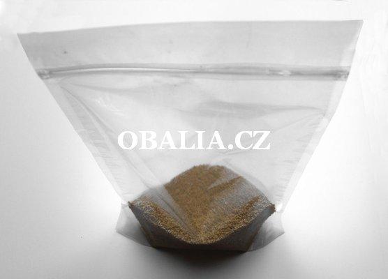 Transparentní sáčky z vícevrstvých materiálů