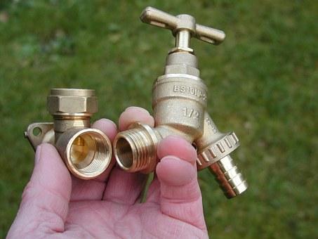 Sortiment vodoinstalačního materiálu - UNIMA koupelny