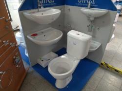 Sanitární keramika  JIKA, LAUFEN od UNIMA koupelny Znojmo