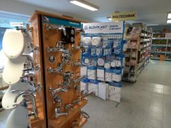 Nabídka vodovodních baterií NOVASERVIS