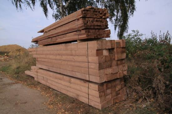 Výroba stavebního řeziva - Pia Lubná