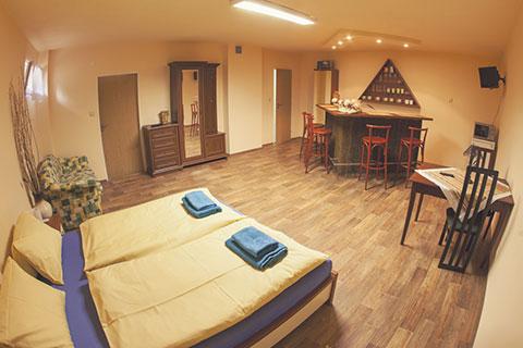 Pohodlné ubytování poblíž centra Mikulova