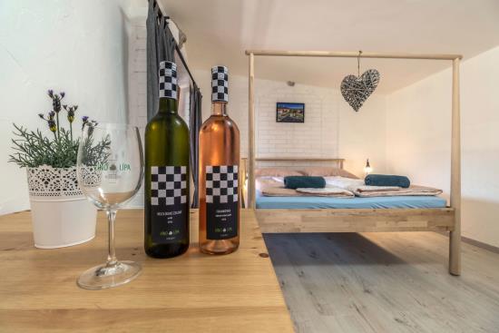 Vinařství Lípa v Mikulově nabízí ubytování v apartmánech