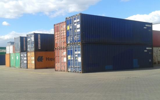 Námořní ocelové kontejnery od METRANS a.s. Praha